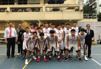 VTC Basketball Match